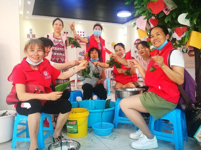 """新平:锦秀社区正式启动中国计生协""""暖心家园""""项目"""
