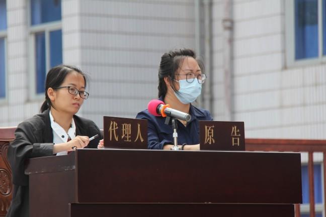 新平人民法院控辍保学案公开庭审