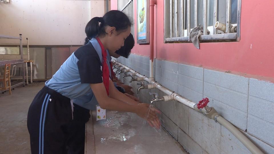 新平县各级各类学校积极开展爱国卫生七个专项行动