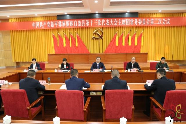 主席团常务委员会第二次会议 (4).JPG